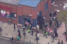 The demonization of Baltimore looters as thugs. Are they just criminals?