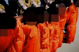 NSFW: New ISIS execution video of 30 Ethiopian Christians emerges