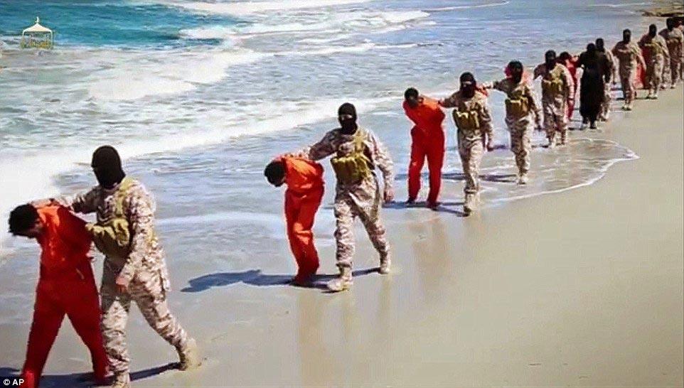30 Ethiopian Christians emerges