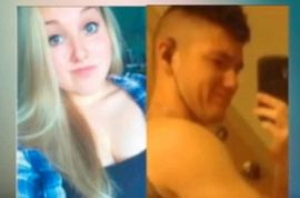 Did 14 year old teen order her soldier boyfriend to murder disapproving mom?