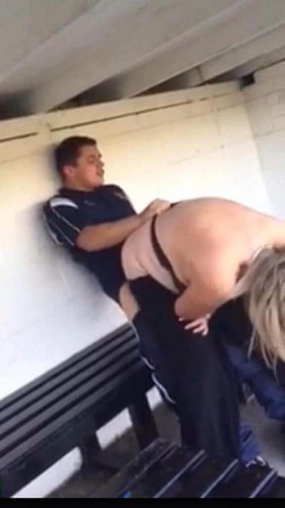 Jay Hart sex tape