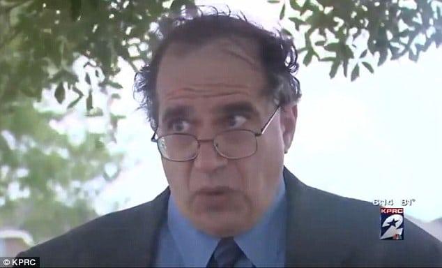 Law professor Irwin Horwitz