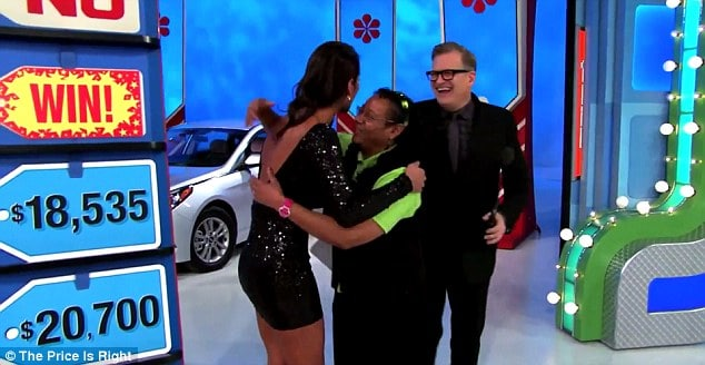 The Price is Right blooper