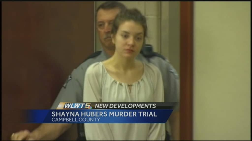Shayna Hubers guilty