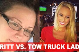 Gina Michelle is the tow truck clerk that Britt McHenry fat shamed.