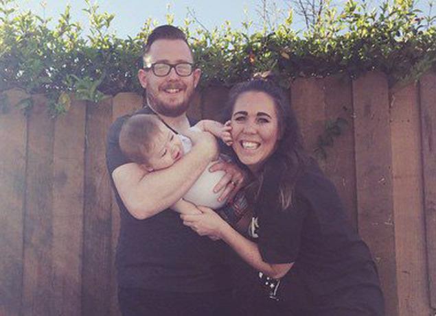 Josh and Vanessa Ellis