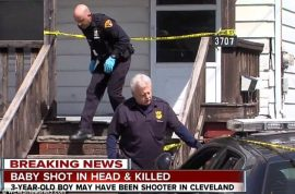 Who's to blame? Braylon Robinson shooting: 3 year old boy shoots one year old