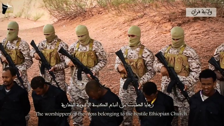 30 Ethiopian Christians