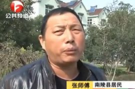 Chinese driver ignores injured pedestrian, finds out later it was his mother who died.