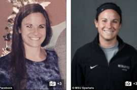 Lauren Hill, school female soccer coach arrested after lesbian relationship with student on team
