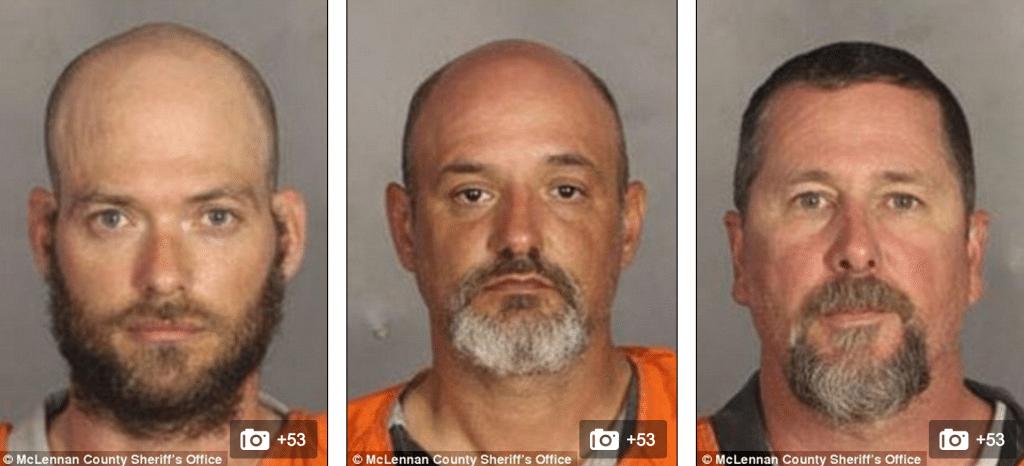 Waco Texas Biker gang mugshots