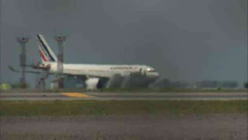 Air France Flight 22
