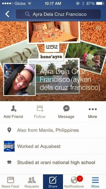 Ayra Dela Cruz Francisco