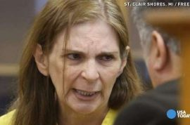 Donna Scrivo dismembers son: 'I'm not the mother of the year.'
