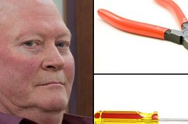 Philip Lyle Hansen guilty of pulling out his lover's teeth during sex: Used pliers and screwdriver