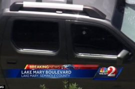 George Zimmerman shot in face: Pointed gun first