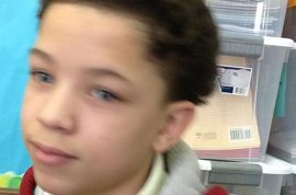 Why was Christopher Duran, 14 year old Bronx boy gunned down?