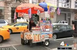 Ahmed Mohammed, $30 hot dog man fired for ripping off NYC tourists