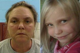 Did Joyce Hardin Garrard plan to kill 9 year old granddaughter?