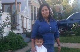 Jesus Ismenia Marinero: Mother of dumped eleven month old Nebraska boy dead, five year old brother missing.