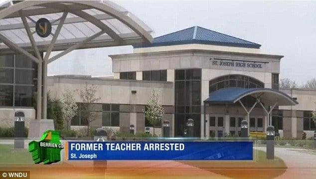 school female soccer coach arrested