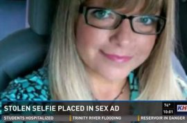 Tammie Veach: Stolen selfie placed in sex ad leads to mom getting hundreds of raunchy calls