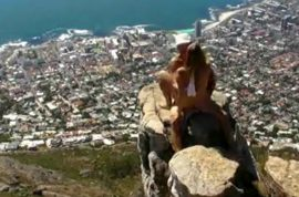 Video: Adult film shot at Lions Head Mountain, South Africa National Park infuriates tourism bosses