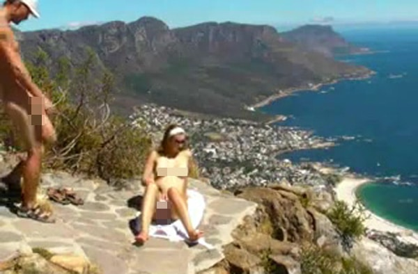 Adult film shot at Lions Head Mountain