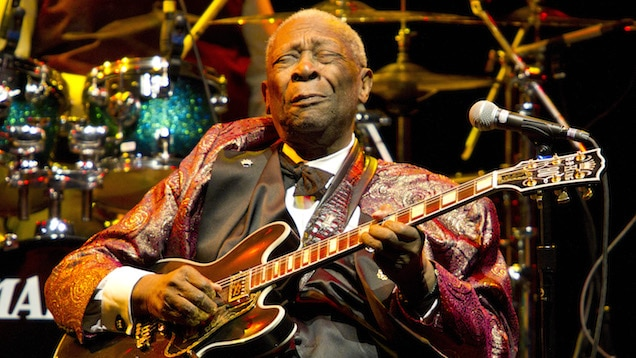 BB King poisoned