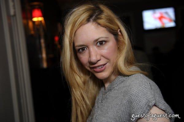 Melissa Berkelhammer socialite shoplifter