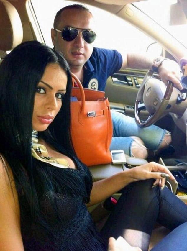 Ion Mihai Stelica and Renata Gheorghe