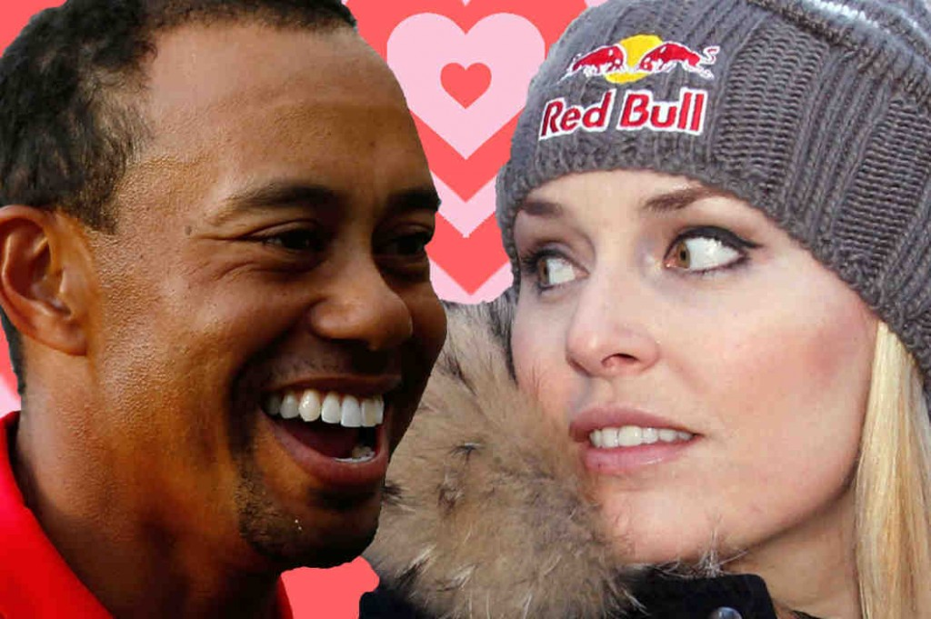 Tiger Woods cheated on Lindsey Vonn