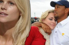 Tiger Woods cheated on Lindsey Vonn: 'Screwing around is a stress reliever for me'