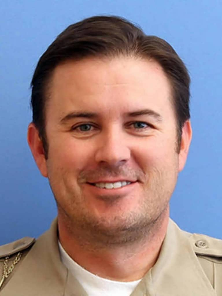 Utah County Sheriff's Sgt. Cory Wride.