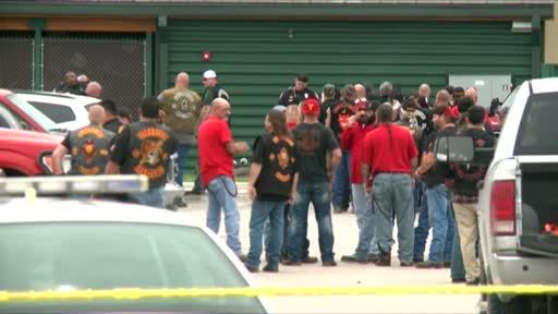 Waco Texas Biker gang shooting