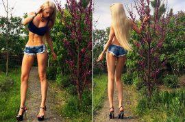 Human Barbie doll Valeria Lukyanova: 'I no longer want to be thin'