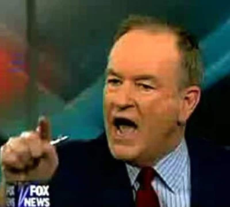 Bill O'Reilly accused of domestic violence