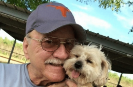 James Rogers and his dog die locked inside prized Corvette in 90F heat