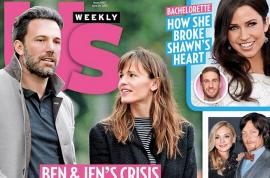 Ben Affleck and Jennifer Garner heading for divorce. Ben back to drinking