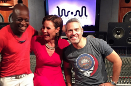 Luann de Lesseps: Girl Code with Jerry Wonda producer exclusive