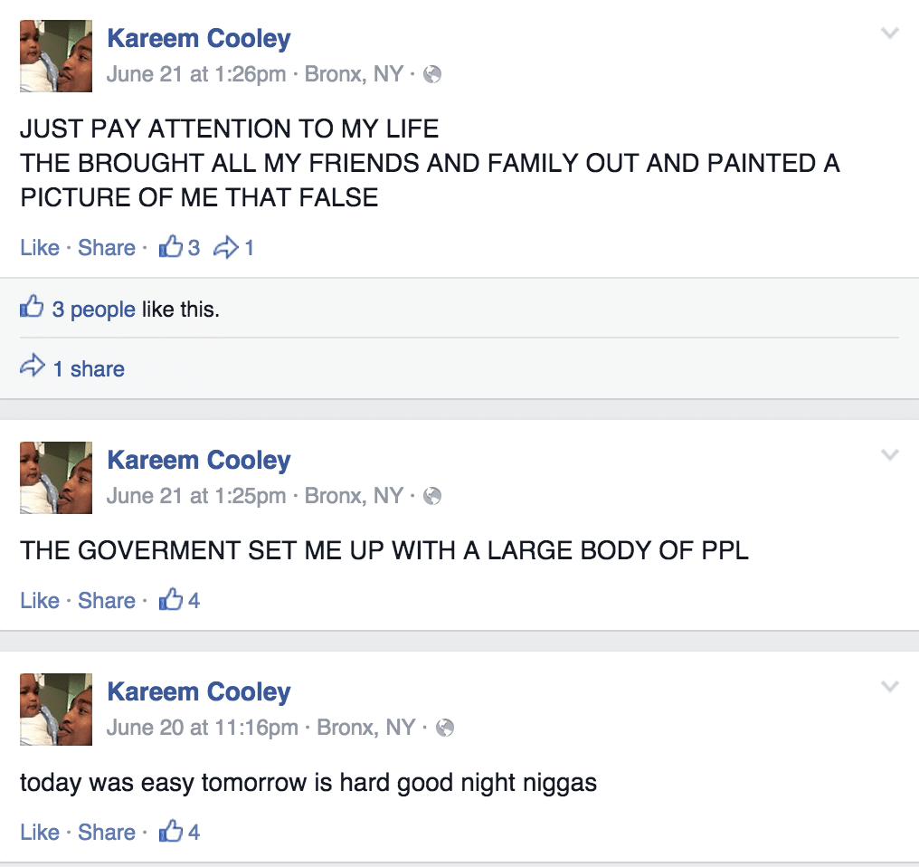 Kareem Cooley