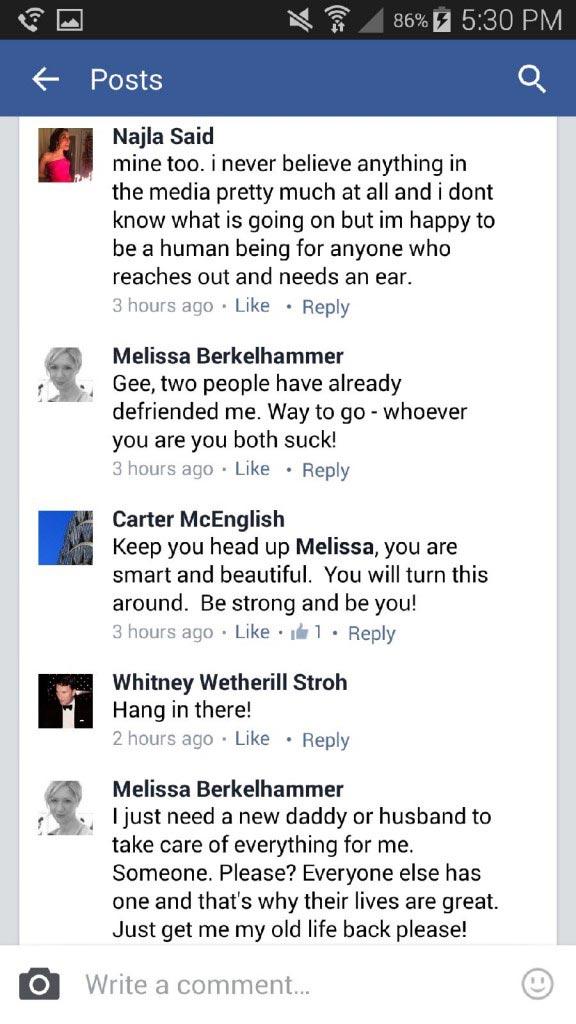 Melissa Berkelhammer