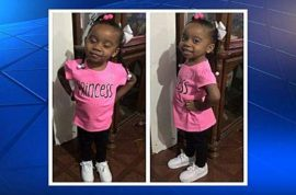 Who dumped Adrionna Williams, two year old toddler's body in woods?