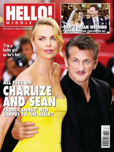 Charlize Theron Sean Penn
