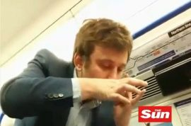 Tom Osborne, London City worker videod snorting cocaine: 'I just like taking it'