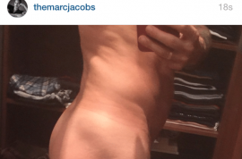 Marc Jacobs instagram: 'Yes my dick is yours to try'