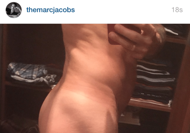 Marc Jacobs instagram