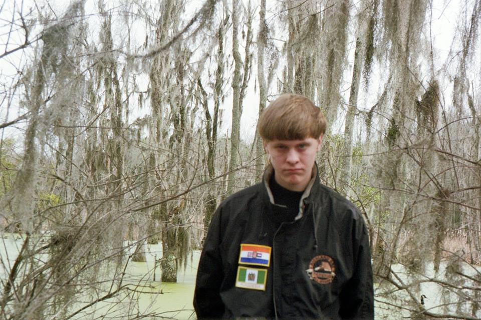 Dylann Storm Roof drug addict