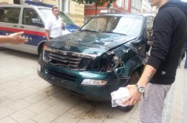 Austrian truck driver plows into Graz, stabs survivors: I hate my wife
