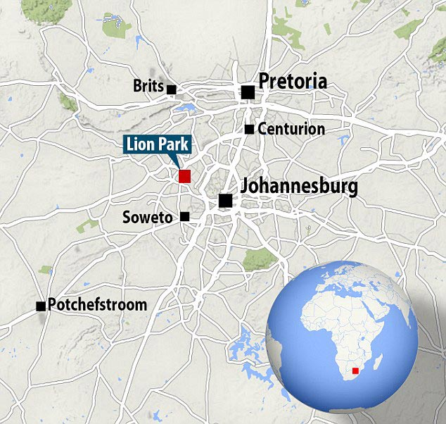Gauteng Lion Park